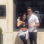 La rutina mañanera de Georgina Rodríguez y Cristiano Ronaldo