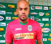 Marathón anuncia la baja de Caue Fernandes