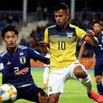 Ecuador debuta con empate ante Japón en el Mundial Sub-20 de Polonia