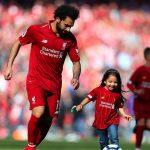 El gol de la hija de Mohamed Salah que provocó la ovación de Anfield (VÍDEO)