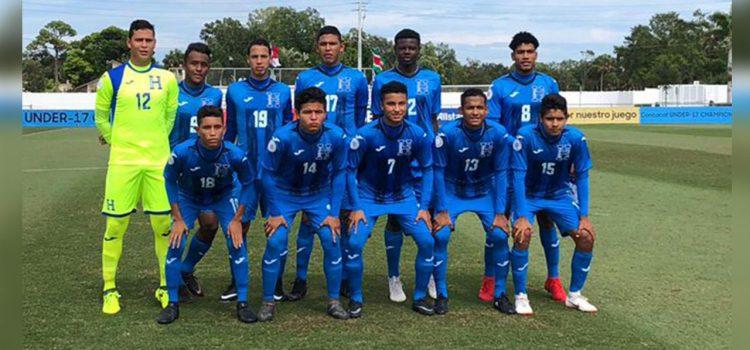 La Sub-17 de Honduras sin margen de error ante Trinidad y Tobago