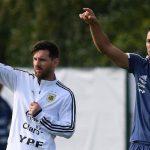 Messi y 31 jugadores más en la lista preliminar de Argentina para la Copa América