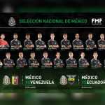 «Tata» Martino anuncia convocatoria preliminar de México para la Copa Oro