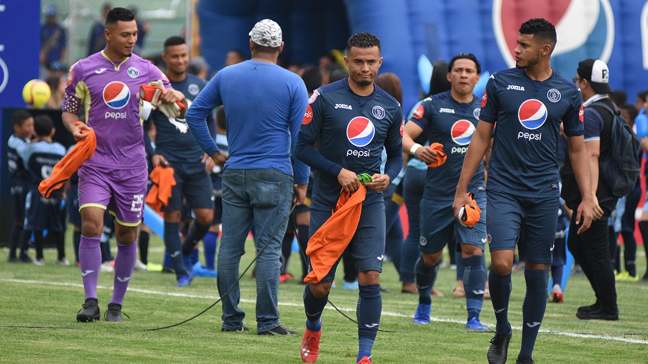 Motagua llevará seguridad privada a San Pedro Sula