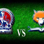 Alineaciones: Olimpia vs UPNFM
