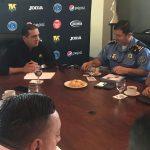 Policía Nacional garantiza seguridad en la final del fútbol hondureño
