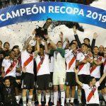River Plate, campeón de la Recopa Sudamericana tras remontarle a Paranaense
