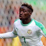Amadou Sagna, de Senegal, marcó el gol más rápido en la historia del Mundial Sub-20