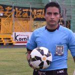 Said Martínez, el único árbitro central de Honduras en la Copa Oro