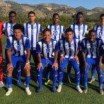 Sub-20 de Honduras logra primer triunfo en gira europea previo al Mundial
