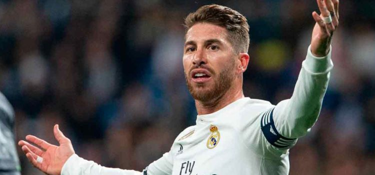 Sergio Ramos ha pedido carta de libertad al Real Madrid para irse a China
