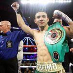 OFICIAL: Teófimo López peleará ante el japonés Masayoshi Nakatani