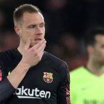 Ter Stegen baja del Barcelona para la final de Copa