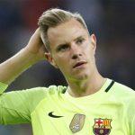 Barcelona pierde a Ter Stegen por el resto de la temporada por lesión