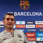 Ernesto Valverde seguirá en el Barcelona