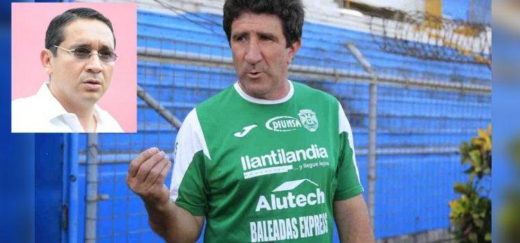 Héctor Vargas denuncia que dirigente de Motagua entró sin permiso al Yankel Rosenthal