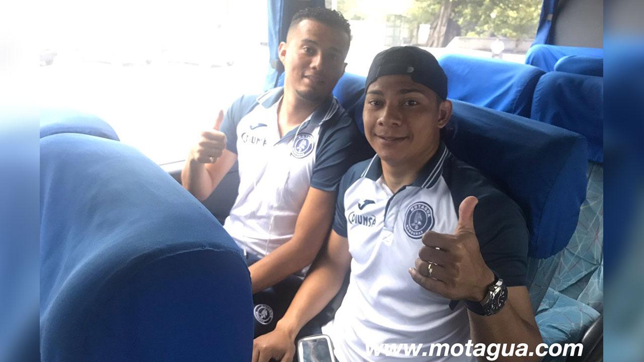 Motagua viaja a San Pedro Sula para el partido contra Marathón
