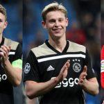 De Jong, De Ligt y Griezman, los tres fichajes que quiere el Barcelona