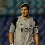 Iker Casillas sufre un infarto en entrenamiento del Porto