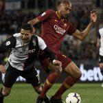 Roma vence a la Juventus y sigue en la lucha por la Champions