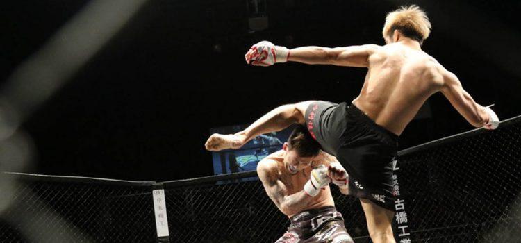 Luchador ruso noquea a su rival en apenas 10 segundos (VÍDEO)