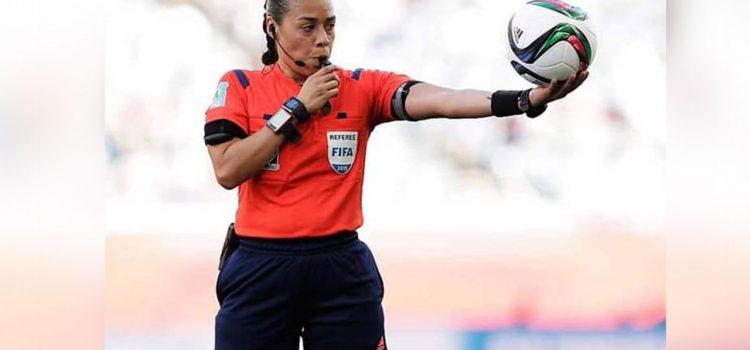 Melissa Pastrana pitará el partido entre Motagua y Olimpia