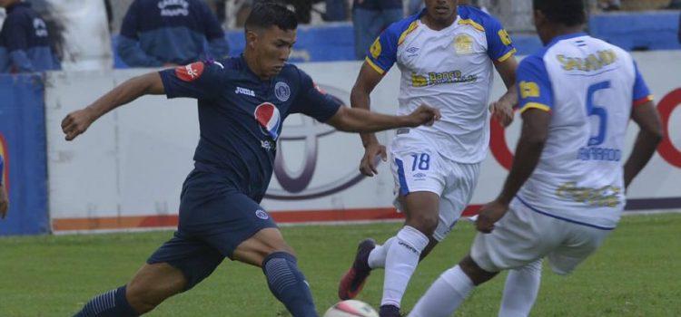 Motagua-Olimpia al primer duelo por el título del Clausura