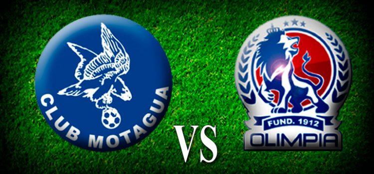 Alineaciones: Motagua vs Olimpia
