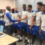 David Suazo llega a motivar a la selección Sub-20