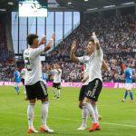 Alemania no tuvo piedad de Estonia en las eliminatorias de la Eurocopa