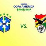 Brasil inicia su Copa América contra Bolivia