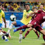 Brasil empata con Venezuela gracias al VAR