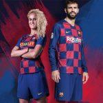 Así es la nueva camiseta del Barcelona (VÍDEO)
