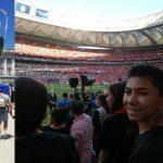 Nissan Honduras cumplió el sueño de Carlos Nájera de vivir la final de la Champions League (FOTOS)