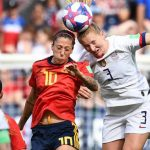 Estados Unidos elimina a España del Mundial de Francia