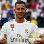 Eden Hazard: «Le pedí a Modric el dorsal 10, pero me dijo que no»