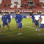 ALINEACIONES: Paraguay vs Honduras en Ciudad del Este