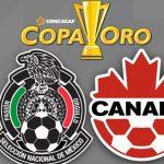 México y Canadá van por el liderato en Grupo A de Copa Oro