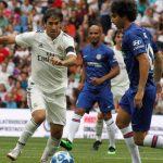 Raúl y Morientes lideran al Real Madrid Leyendas para ganar al Chelsea