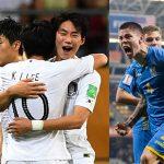 Ucrania y Corea del Sur son finalistas del Mundial Sub-20 de Polonia