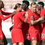 Canadá golea a Martinica en el partido inaugural de la Copa Oro