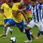¡Otra humillación! Honduras es goleada 7-0 por Brasil