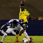 Honduras pierde 2-3 ante Jamaica en debut de la Copa Oro