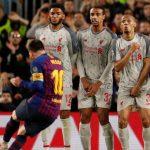 Cinco goles del Barcelona entre los diez mejores de la Champions