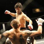 Luchador noquea a su rival de 160 kilos en apenas 49 segundos (VÍDEO)