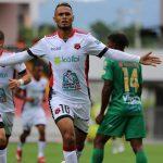 Primer tiempo: Alajuelense derrota al Limón FC con gol de Alex López