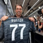 Buffon usará el dorsal 77