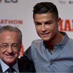 Florentino Pérez: «Cristiano es el mejor, se le echará de menos toda la vida»