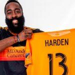 James Harden compra acciones del Houston Dynamo de la MLS