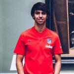 João Félix agradece al Benfica y la prensa lusa subraya que supera a Cristiano Ronaldo